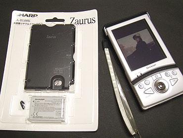 Zaurus_battery